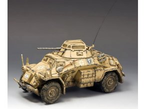 King & Country - Sd.Kfz.222, Deutsches Afrika Korps, 1/30