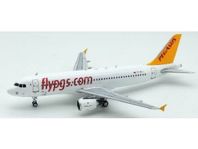 J Fox Models - Airbus A320-200, společnost Pegasus Airlines TC-DCJ, Turecko, 1/200