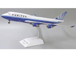 "JC Wings - Boeing B747-400, dopravce United Airlines ""U.S. Olympic Team"" N199UA, USA, 1/200"