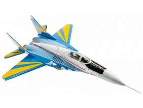 Corgi - MiG-29 'Fulcrum-C', ukrajinské letectvo, akrobatická skupina Ukrajinští sokoli, 1/72