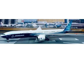 JC Wings - Boeing B777-9X, dopravce House Color N779XW, 1/400