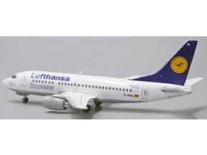 JC Wings- Boeing B 737-500, dopravce Lufthansa Express D-ABIL, Německo, 1/400