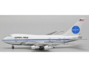 "JC Wings - Boeing B747SP, dopravce Pan Am ""Clipper Great Republic"" N534PA, USA, 1/400"