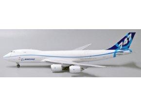 JC Wings - Boeing B747-8F, dopravce Boeing Company N50217, USA, 1/400