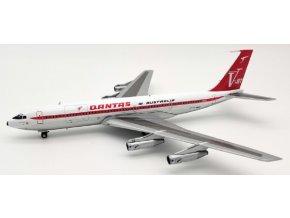 Inflight 200 - Boeing 707-300, dopravce Qantas VH-EAI, Austrálie, 1/200