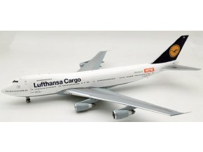 J Fox - Boeing  B 747-230B (SF), dopravce Lufthansa Cargo D-ABZA, Německo, 1/200