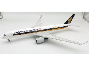 "WB Models - Airbus A350-900, společnost Singapore Airlines ""10,000th Airbus Aircraft"" 9V-SMF, Singapur, 1/200"