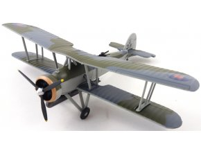 Oxford - Fairey Swordfish Mk I, HMS Furious, Narvik 1940, 1/72