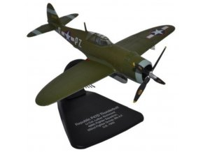 Oxford - P-47D Thunderbolt, USAF, 1943, 1/72