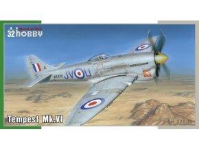Special Hobby - Tempest MKVI, Model Kit SH32055, 1/32