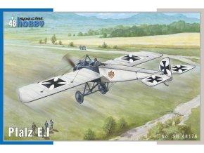 Special Hobby - Pfalz E.I, Model Kit SH48176, 1/48