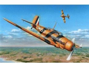 "Special Hobby - Nomad Mk.I ""RCAF, RAF and SAAF Attack Bomber"", Model Kit SH72292, 1/72"