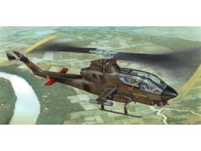 "Special Hobby - Bell AH1G Cobra ""Over Vietnam with M35 Gun System"", Model Kit SH72076, 1/72"