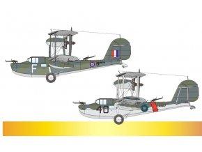 """Special Hobby - Supermarine Walrus Mk.I """"Early Warriors"""", Model Kit SH48161, 1/48"""