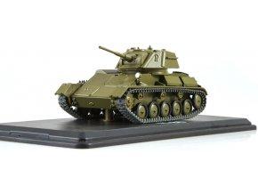 Russian Tanks - T-80, sovětská armáda, 1/43