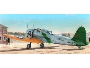 "Special Hobby - SB2U-1 Vindicator ""Commander's Planes"", Model Kit SH72272, 1/72"
