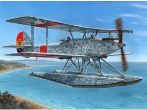 Special Hobby - Vickers CASA Type 245, Spanish Vildebeest with floats, Model Kit sh72241, 1/72