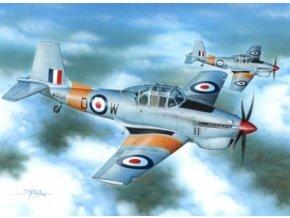 Special Hobby - Boulton Paul Balliol T.2, Model Kit SH72234, 1/72