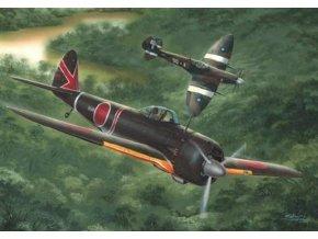 Special Hobby - Nakajima Ki-43III Kó Hayabusa (Oscar), Model Kit SH72178, 1/72