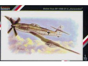 Special Hobby - Blohm & Voss BV155 (V1) REISSUE, Model Kit SH72072, 1/72