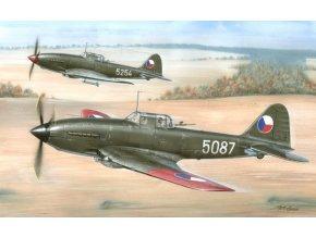 "Special Hobby - Avia B33 "" Shturmovik"", Czechoslovakian built IL10 Beast, Model Kit SH48047, 1/48"