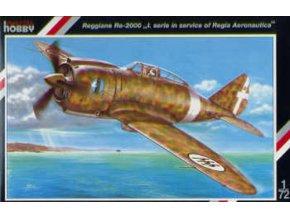 Special Hobby - Reggiane RE2000 Serie 1, Model Kit SH72079, 1/72