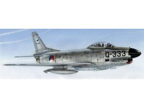 "Special Hobby - North American F86K ""NATO All Weather Fighter"", Model Kit SH48123, 1/48"