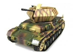 PanzerStahl - Flakpanzer IV Ostwind - pojízdný flak, 1945,  1/72