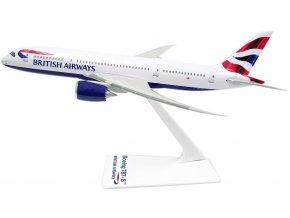 Premier Planes - Boeing B787-8 Dreamliner, společnost British Airways, Velká Británie, 1/200