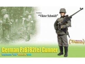 "Dragon - divize SS ""Leibstandarte SS Adolf Hitler"", protitankový střelec ''Viktor Schmidt'' s puškou ""Boys Anti-tank Rifle Mk.I"", 1/6"