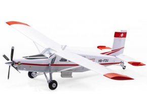 Swiss Line Collection -  Pilatus PC-6 Turboporter, Air-Glaciers, HB-FDU, Švýcarsko, 1/72