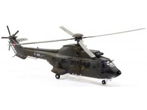 Swiss Line Collection - Eurocopter AS532 Cougar /Super Puma/, švýcarské letectvo, Staffel 1, T-311, 1/72