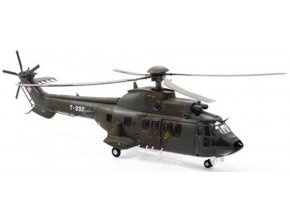 Swiss Line Collection - Eurocopter AS532 Cougar /Super Puma/, švýcarské letectvo, Staffel 1, T-332, 1/72