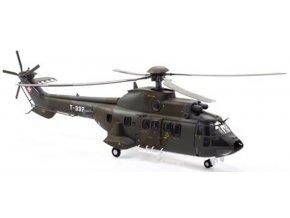 Swiss Line Collection - Eurocopter AS532 Cougar /Super Puma/, švýcarské letectvo, Staffel 1, T-332, 1/72