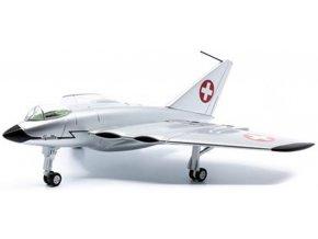 Swiss Line Collection - EFW N-20 Aiguillon, švýcarské letectvo, 1/72