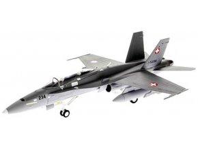 Swiss Line Collection - McDonnell Douglas F/A-18 C/D Hornet, švýcarské letectvo, J-5234, 1/72