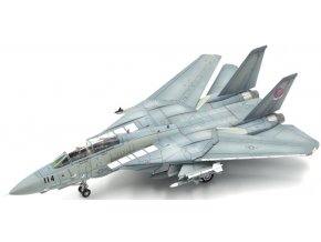 Calibre Wings - Grumman F-14A Tomcat, US NAVY, Red Eagle 114, USNFWS TOPGUN, NAS Miramar, Kalifornie, 1/72
