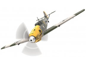 Corgi - Messerschmitt Bf-109E-4, 6./JG51, Oberleutnant Josef 'Pips' Priller, 1/72