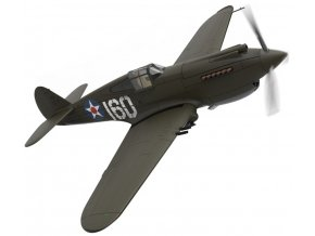 Corgi - Curtiss P-40B Warhawk, USAAF, 47th PS, 15th PG, Pearl Harbor, 1/72