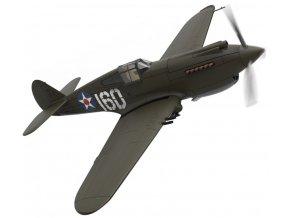 Corgi - Curtiss P-40B Warhawk, USAAF, 47th PS, 15th PG, Pearl Harbor, 1/72