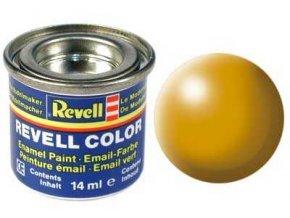 Revell - Barva emailová 14ml - č. 310 hedvábná žlutá (yellow silk), 32310