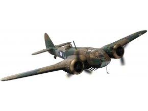 Corgi - Bristol Blenheim Mk.I, RAF, Imperial War Museum Duxford 2015, 1/72