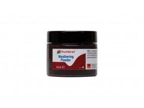 Humbrol - Weathering Powder Black 45ml - pigment pro efekty, AV0011