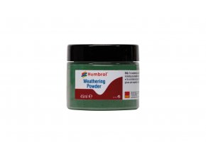 Humbrol - Weathering Powder Chrome Oxide Green 45ml - pigment pro efekty, AV0015