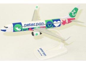"""PPC Holland - Boeing B737-800, Transavia, """"Peter Pan"""", PH-HSI, Nizozemsko, 1/200"""