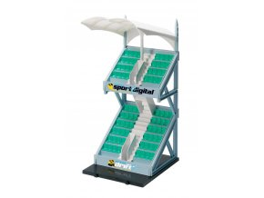 SCALEXTRIC  - Tribuna, Grandstand Plastic, SCALEXTRIC C8320