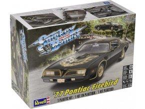 Revell - Smokey and the Bandit™ '77 Pontiac® Firebird®, Plastic ModelKit MONOGRAM 4027, 1/25
