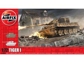Airfix - Tiger 1, Classic Kit A02342, 1/72