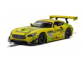 SCALEXTRIC - Autíčko Mercedes AMG GT3, GT SCALEXTRIC C4075, 1/32