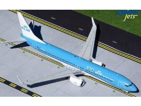 "Gemini - Boeing B737-900, dopravce KLM, ""KLM 100"" PH-BXP, Nizozemí, 1/200"